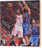 Oklahoma City Thunder V Houston Rockets Wood Print