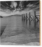 Eriskay Wood Print