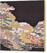 Spirit of Japan T65 Wood Print
