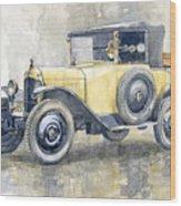 1925 Citroen 5cv Wood Print