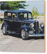 1933 Buick 50 Series Wood Print