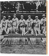 1934 St. Louis Cardinals 1934 Wood Print