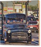 1951 Dodge Fargo Tractor Truck Wood Print
