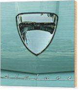 1958 Ford Fairlane Wood Print