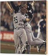1998 World Series 1998 Wood Print