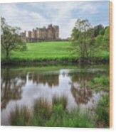 Alnwick - England Wood Print