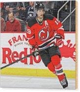 Buffalo Sabres V New Jersey Devils Wood Print