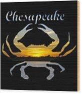 Chesapeake Wood Print