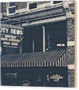 City News - Mansfield, Ohio Wood Print