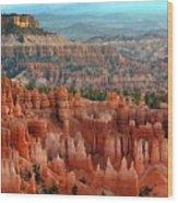 Hoodoo's Bryce Canyon  Wood Print