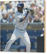 Milwaukee Brewers V San Diego Padres Wood Print