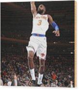 Milwaukee Bucks V New York Knicks Wood Print