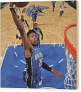 Minnesota Timberwolves V Orlando Magic Wood Print