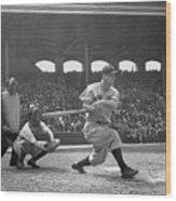 New York Yankees 2 Wood Print
