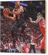 Phoenix Suns V Houston Rockets Wood Print