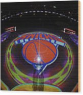 Sacramento Kings V New York Knicks Wood Print