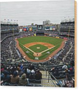 Baltimore Orioles V. New York Yankees Wood Print