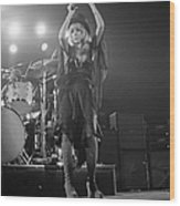 Fleetwood Mac Wood Print