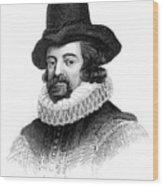 Francis Bacon, Viscount St Albans Wood Print
