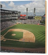 Kansas City Royals V Chicago White Sox Wood Print