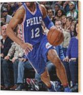 Philadelphia 76ers V Dallas Mavericks Wood Print