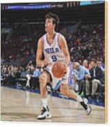 Philadelphia 76ers V Utah Jazz Wood Print