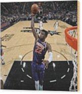 Phoenix Suns V San Antonio Spurs Wood Print
