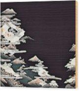 Spirit of Japan T54 Wood Print
