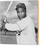 National Baseball Hall Of Fame Library 33 Wood Print