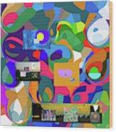 4-28-3019e Wood Print
