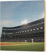Kansas City Royals V Chicago White Sox 4 Wood Print