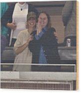 Mlb Sep 11 Orioles At Yankess - Derek 4 Wood Print