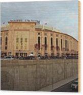 Philadelphia Phillies V New York Wood Print
