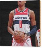 Sacramento Kings V Washington Wizards Wood Print