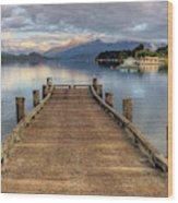 Wanaka - New Zealand Wood Print