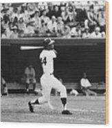 National Baseball Hall Of Fame Library 43 Wood Print
