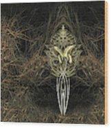 4759 Wood Print