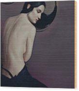 483 Wood Print