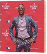 89th Mlb All-star Game, Presented By Wood Print