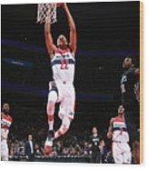 Minnesota Timberwolves V Washington Wood Print