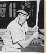 National Baseball Hall Of Fame Library 5 Wood Print