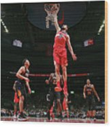 Phoenix Suns V Washington Wizards Wood Print