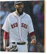 Tampa Bay Rays V Boston Red Sox 5 Wood Print