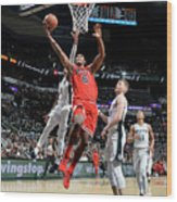 Chicago Bulls V San Antonio Spurs Wood Print
