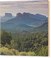 Usa, Arizona, Sedona Wood Print