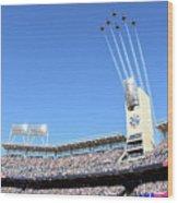 87th Mlb All-star Game Wood Print