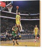 Boston Celtics V Golden State Warriors Wood Print