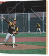 Mlb Photos Archive 7 Wood Print
