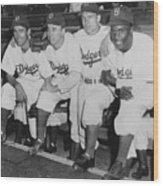 National Baseball Hall Of Fame Library 7 Wood Print