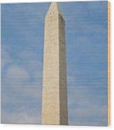 Usa, Washington D Wood Print